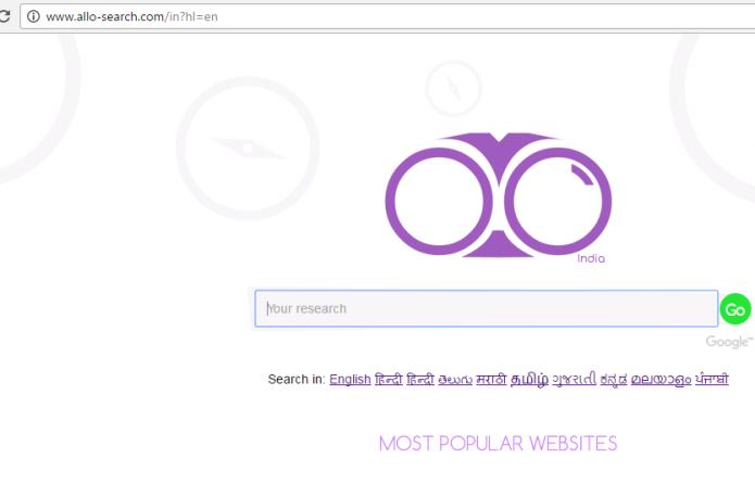 remove Allo-search.com