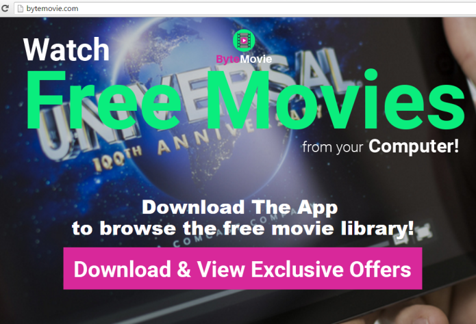 remove byte movie