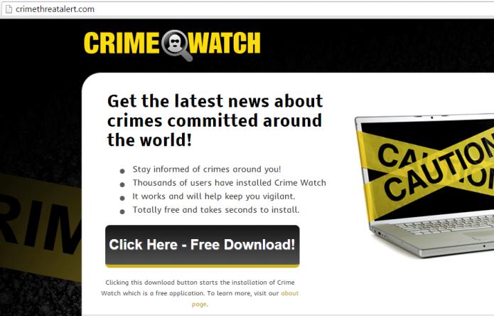 remove crime watch