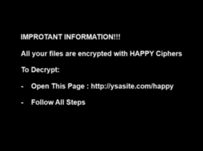 remove HappyLocker