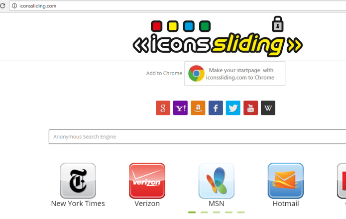 remove Iconssliding.com