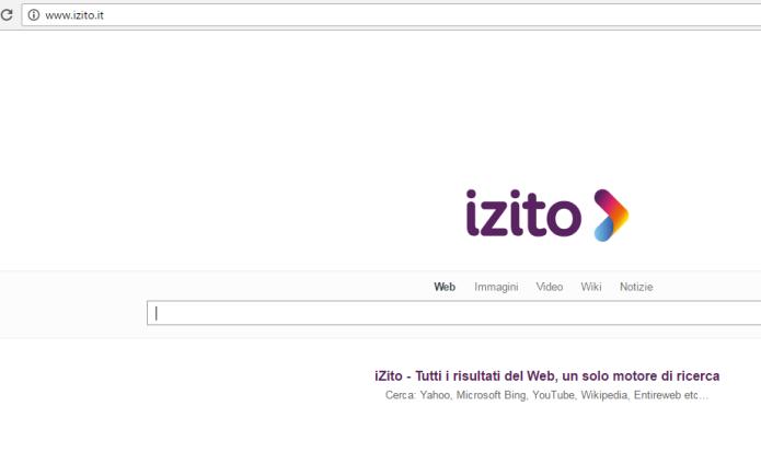 remove Izito.it