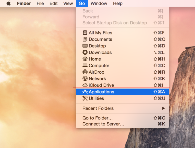 How to remove safe finder from mac