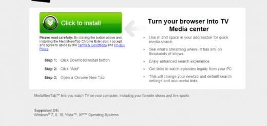 How to remove SMS from Browser Toolbar - Malware Warrior