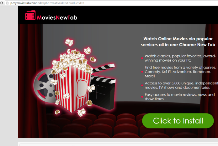 remove MoviesNewTab