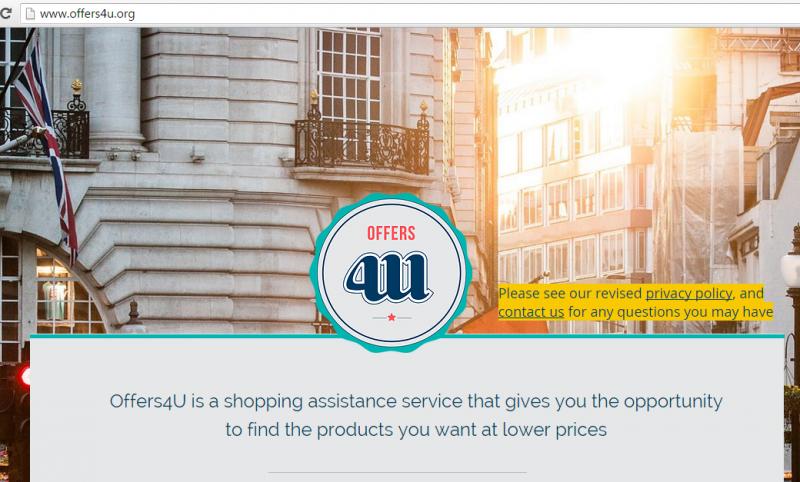 remove offers4u