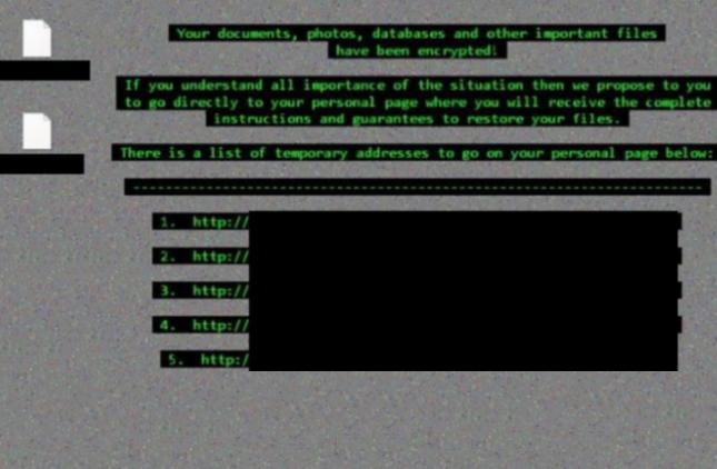 remove RSA-4096 ransomware