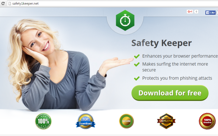 remove safety keeper