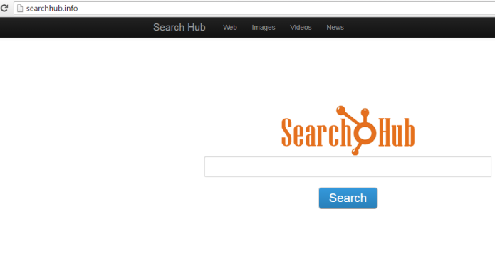 remove searchhub.info
