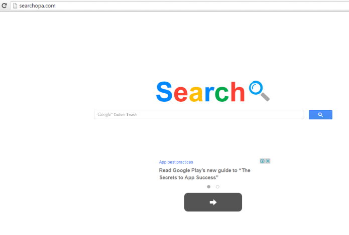 remove Searchopa.com
