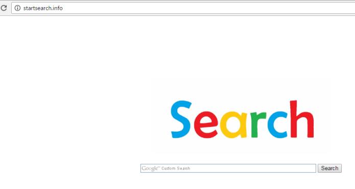 remove Startsearch.info