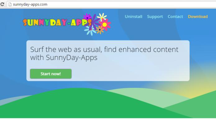remove sunnyday-apps