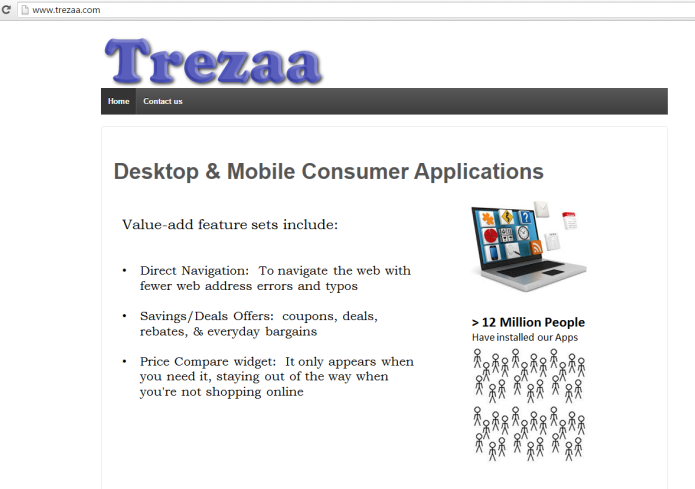 trezaa remove