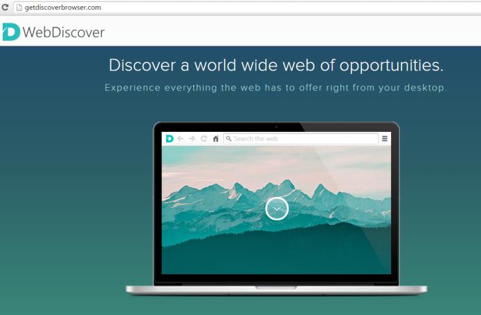 remove webdiscover