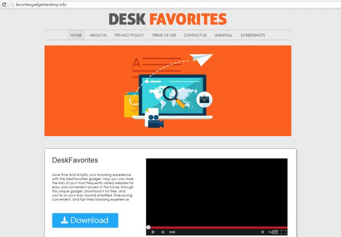 DeskFavorites Ads