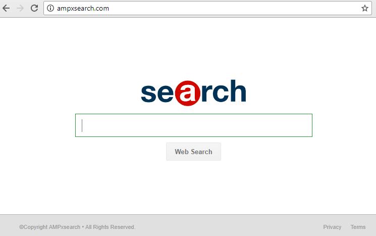 remove Ampxsearch.com hijacker