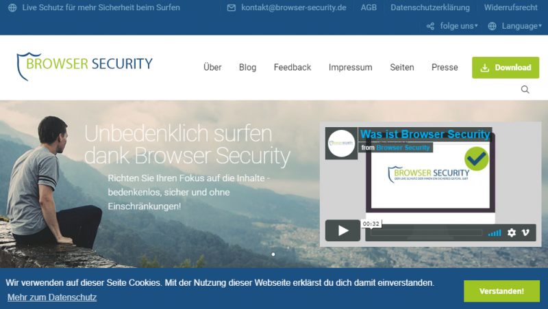remove Browser Security