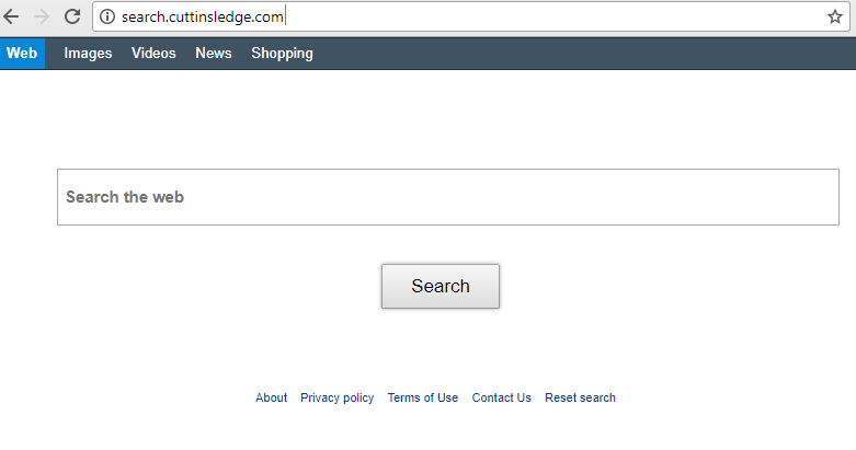 remove Search.cuttinsledge.com hijacker