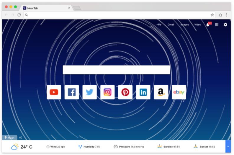 remove Startrailtab.com toolbar