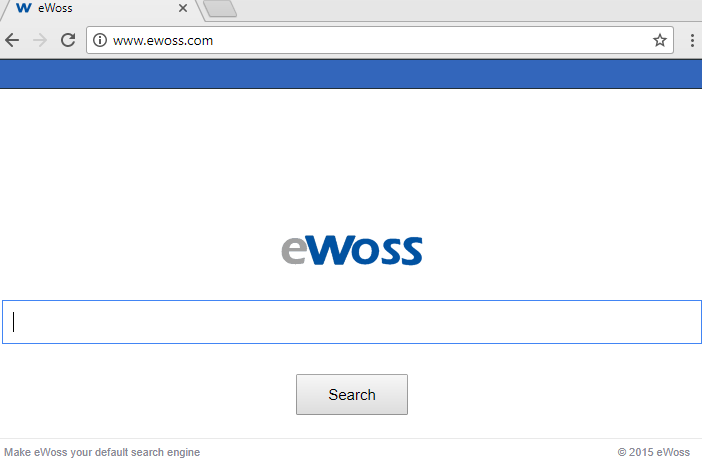 remove EWoss.com toolbar