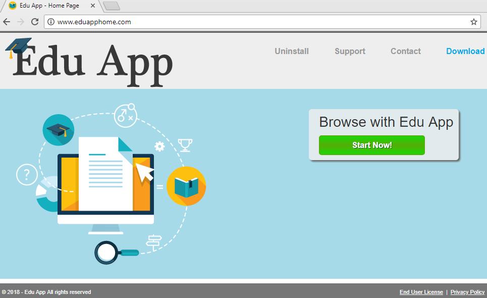 remove Eduapphome.com hijacker