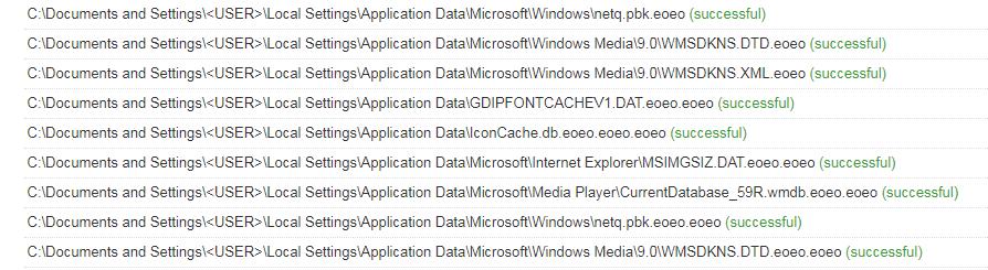 remove EOEO ransomware