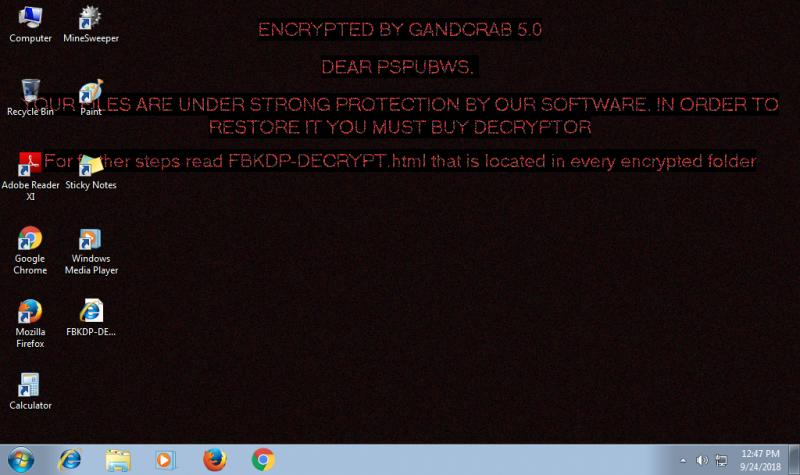 GANDCRAB V5.0