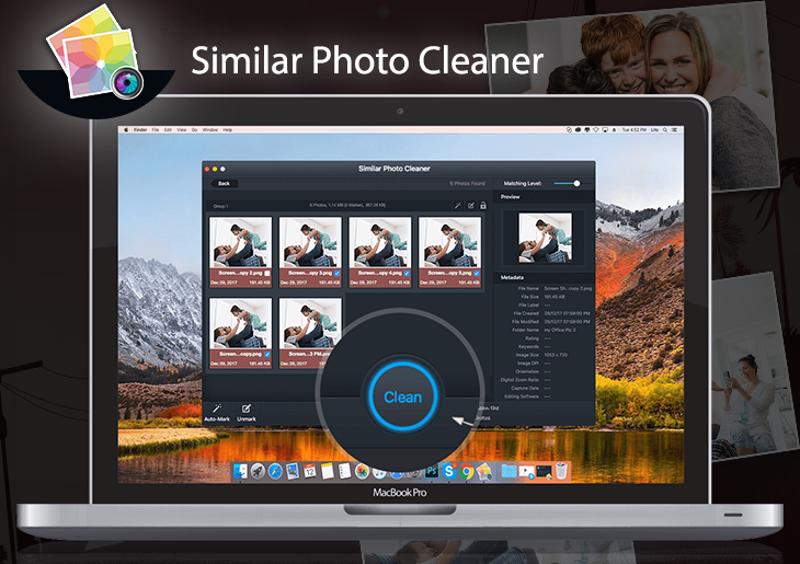 remove Similar Photo Cleaner from MacBook