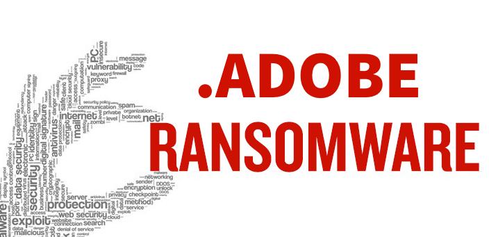 remove Adobe ransomware