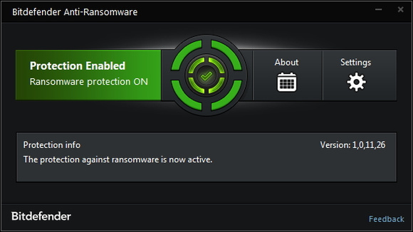 Bitdefender Anti Ransomware Tool