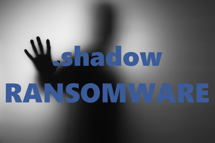 remove Shadow Ransomware