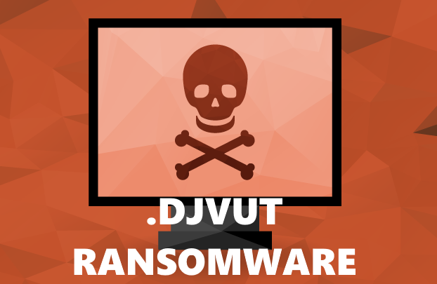remove DJVUT ransomware