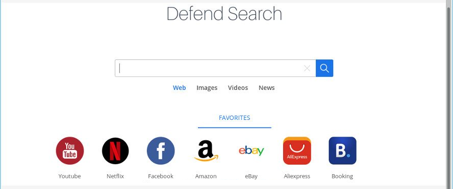 remove Defend Search