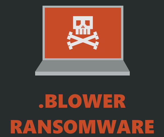 remove Blower ransomware