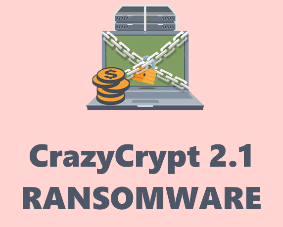 remove CrazyCrypt 2.1 ransomware