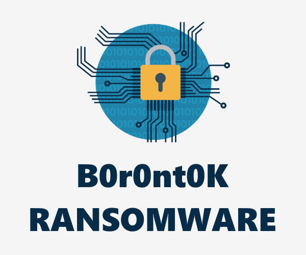 remove B0r0nt0K Ransomware