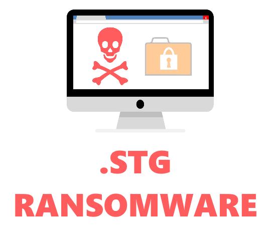 remove STG ransomware