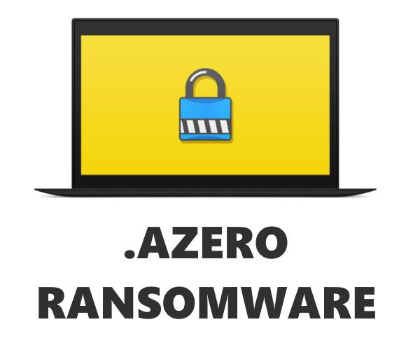remove Azero ransomware