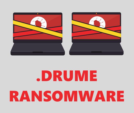 remove Drume ransomware