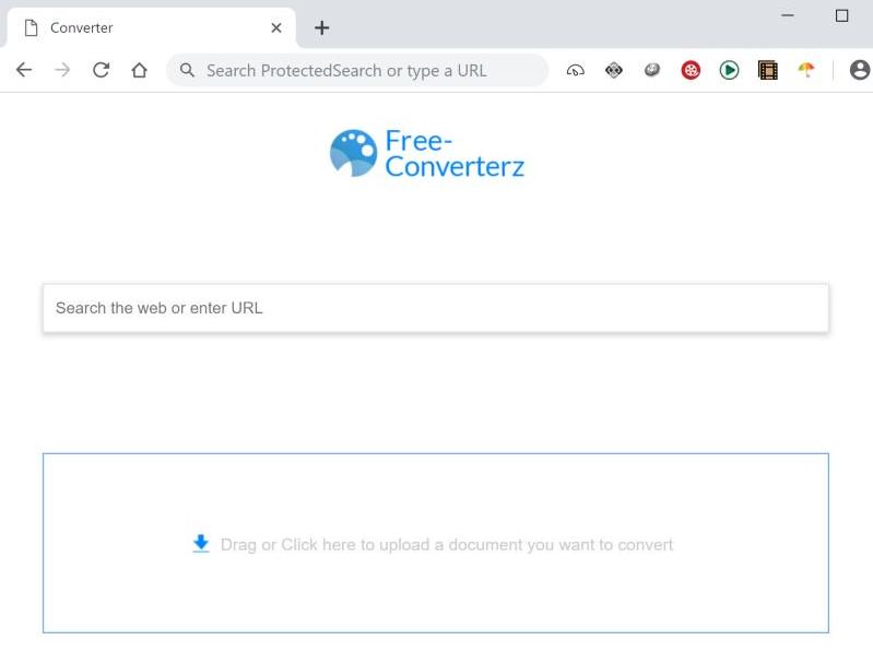 remove Free-converterz.com