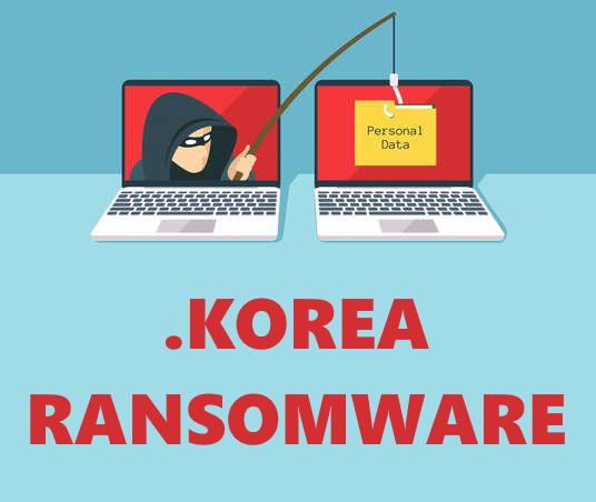 remove Korea ransomware