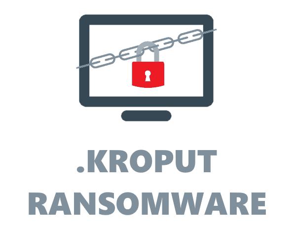 remove Kroput ransomware