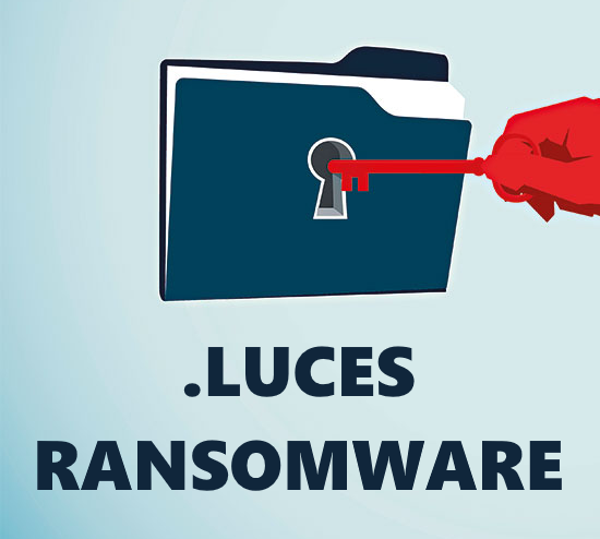 remove Luces ransomware