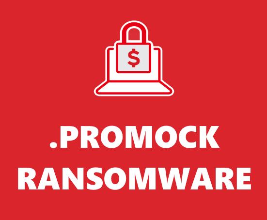 remove Promock ransomware