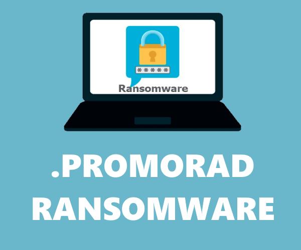 remove Promorad ransomware