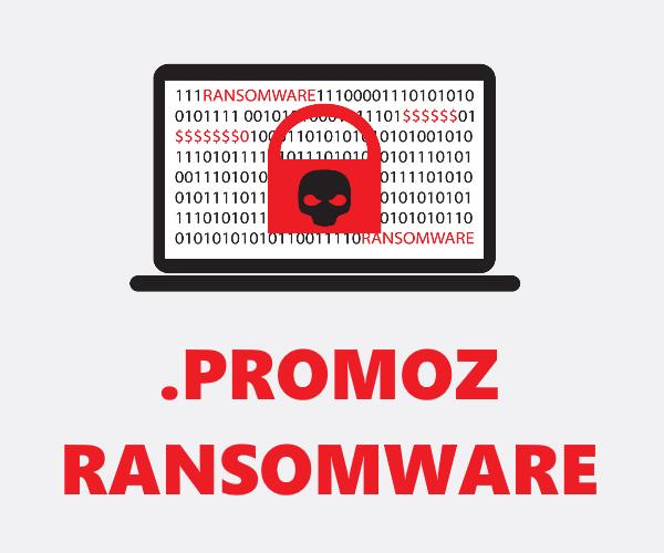 remove Promoz ransomware