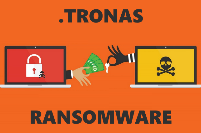 remove Tronas ransomware