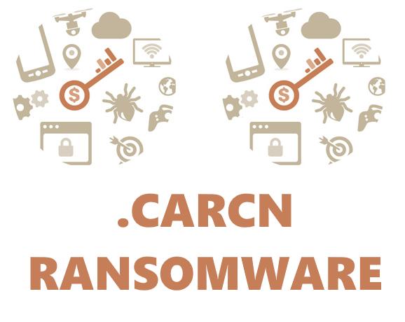 remove Carcn ransomware
