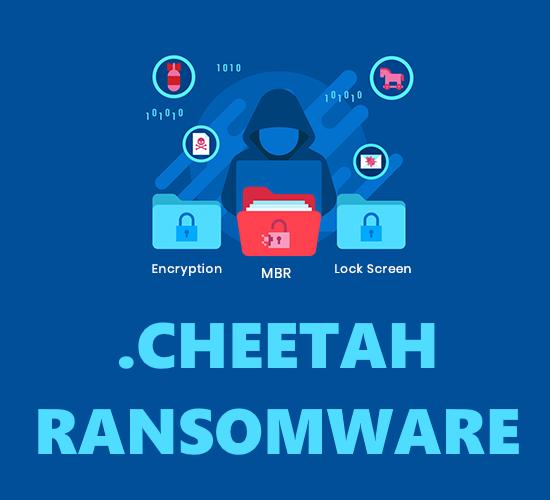 remove Cheetah ransomware