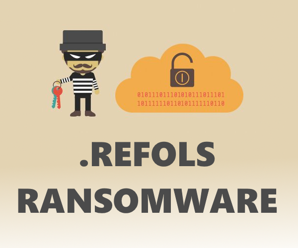 remove Refols ransomware